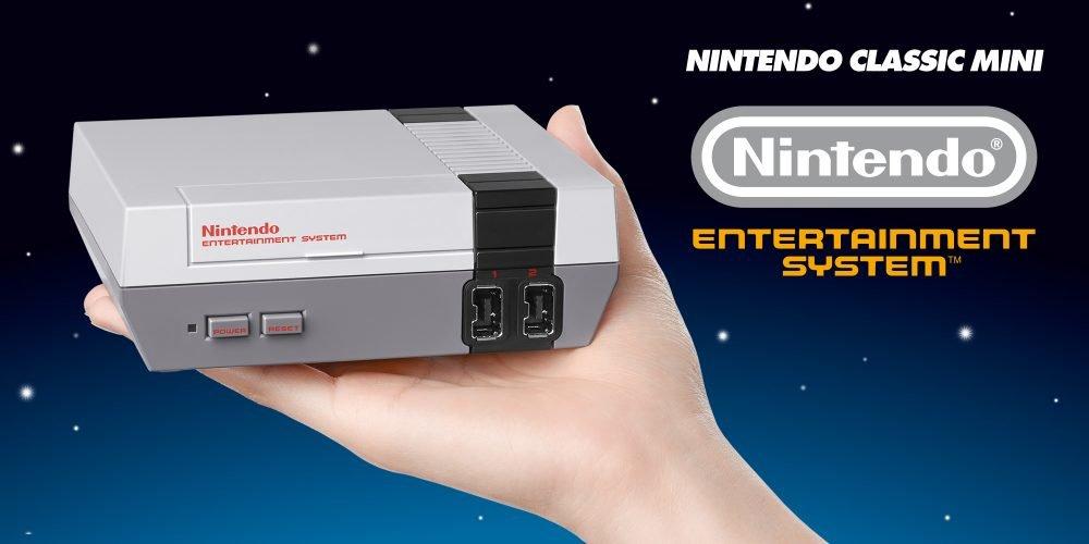Nintendo classic mino informazioni
