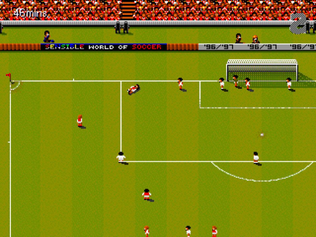 sensible soccer visuale