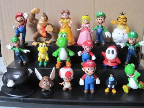 Set personaggio super mario