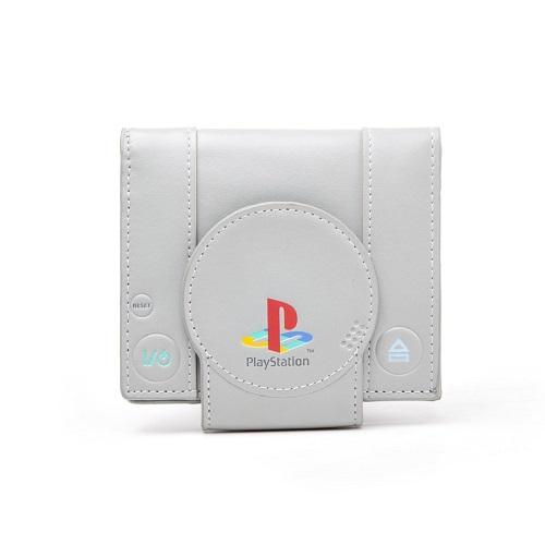portafoglio playstation one fronte