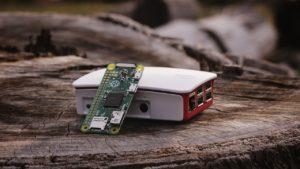 costruire console con raspberry p