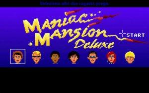 Maniac mansion personaggi