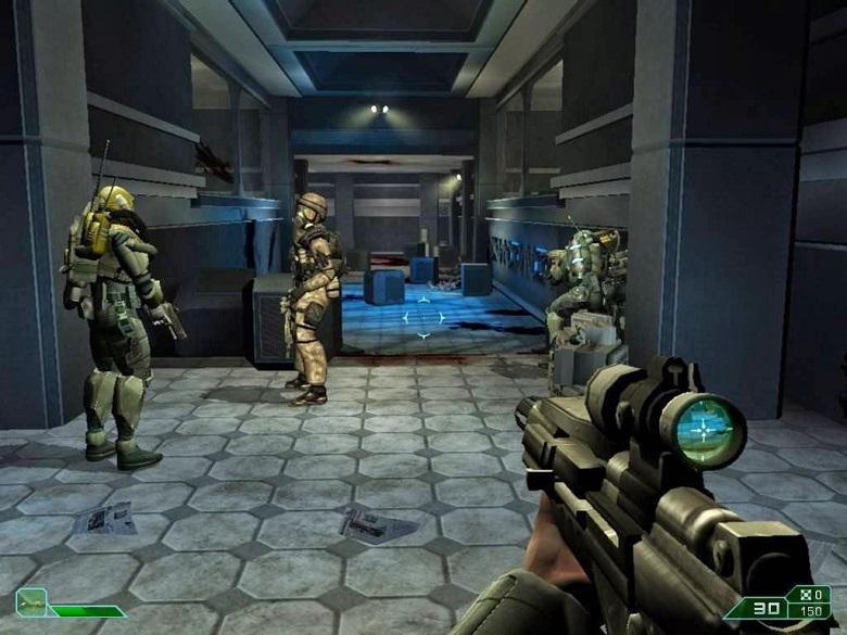 area 51 videogame freeware