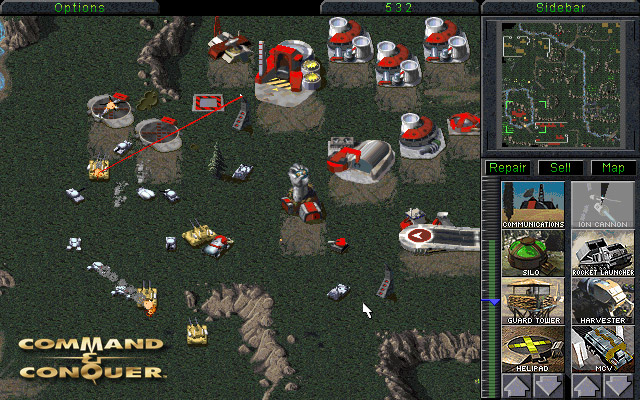 videogioco freeware command and conquer
