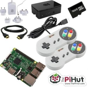 kit raspberry per il retrogaming