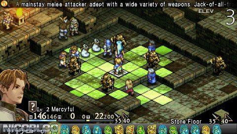 tactics ogre per psp