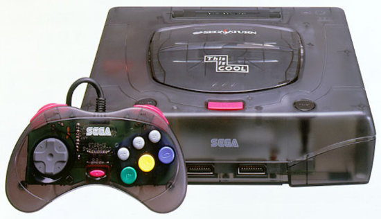 Sega Saturn versione This is Cool