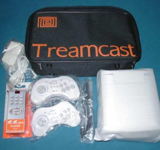 recensione treamcast clone dreamcast