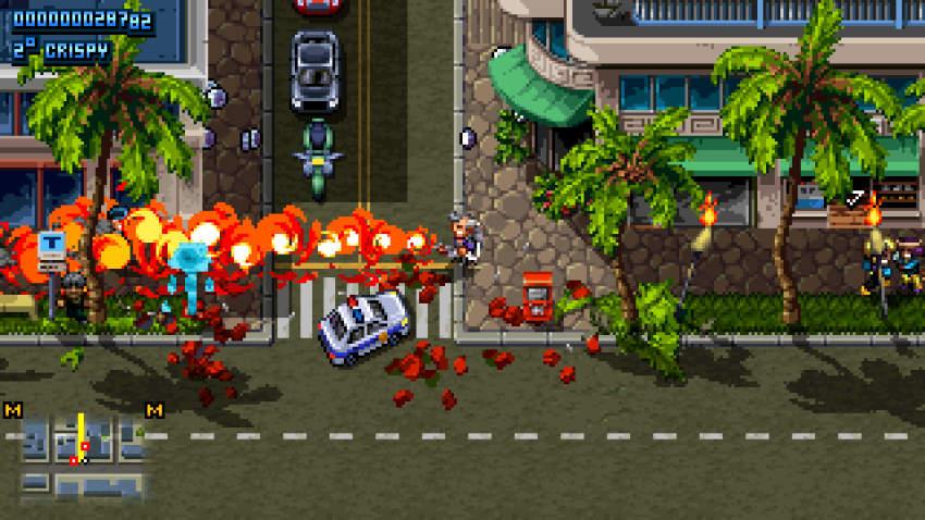 ShakedownHawaii gameplay