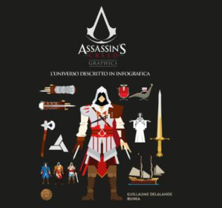 assassins creed universo in infografica