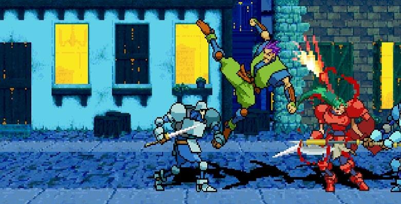 Guardian Heroes Saturn